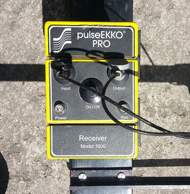 PulseEKKO Pro Assembly