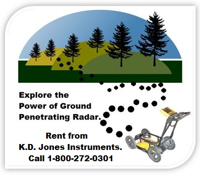 Rent GPR From KD Jones Instruments
