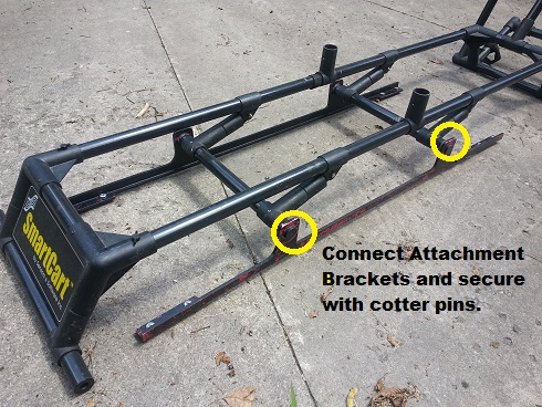 Connect Attachment Brackets