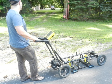 Site Conditions and GPR Limitations