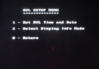 PulseEKKO Pro DVL Setup Screen
