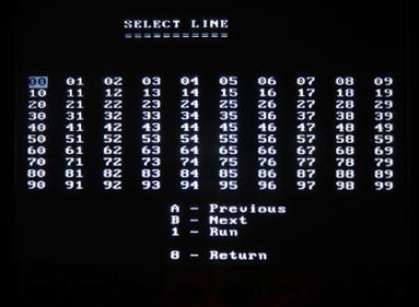 PulseEKKO Pro Select Line Screen