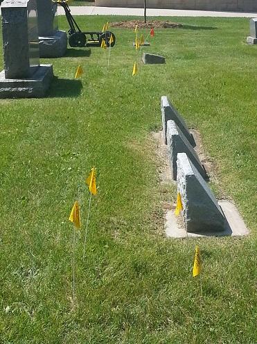 gpr grave