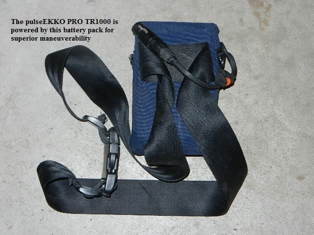pulseEKKO PRO Battery Belt Pack